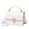 JUST STAR PU 2019 New Simple Style Shoulder Bag White