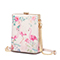 JUST STAR 2019 New Fashion Printing Evening Bag Pink