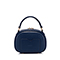 JUST STAR PU 2019 New Lovely Girl Boston Bag Blue