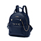 JUST STAR PU 2019 New Nifty Cat Girl Backpack Blue