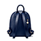 JUST STAR PU 2019 New Moonlight Girl Backpack Blue
