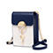 JUST STAR PU 2019 New Special Girl Phone Bag Blue
