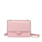 JUST STAR PU 2019 New Stylish Lady Shoulder Bag Pink