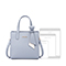 JUST STAR PU 219 New Stylish Sweet Handbag Blue