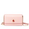 JUST STAR 2019 Valentine's day Series Evening Bag Pink
