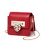 JUST STAR PU 2019 New Popular Mini Shoulder Bag Red