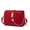JUST STAR 2019 New Fashion Shoulder Bag Red