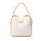 JUST STAR 2019 New Hot Selling Bucket Bag White