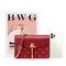 JUST STAR 2020 New Popular Shoulder Bag Red L
