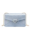 JUST STAR 2020 New Sweet Shoulder Bag Blue