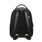 JUST STAR 2020 New Fashion Embroidery Star Women Backpack Black
