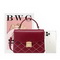 JUST STAR 2020 New Fashion Cat Design Women Shoulder Bag Red
