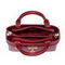 JUST STAR 2020 High Quality Elegant Bride Shoulder Hand Bag Red