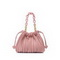 JUST STAR 2021 New Fashion Sweet Girl Casual Women Shoulder Bag Pink