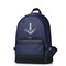 SAMMONS Waterproff New Fashion Pringting Travelling Backpack Blue